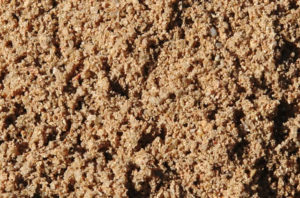 soilless medium sand