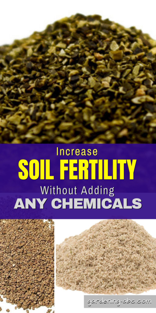 How to increase soil fertility