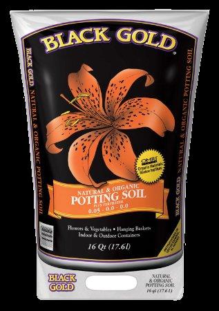 Miracle grow organic potting soil
